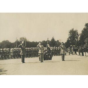 Metz France Metz Poilu Ceremony Saint Cyr Military School travel Prillot Photo 1926 E. Prillot [ ]