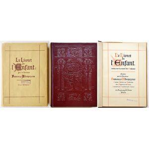 LE LIVRET DE L'ENFANT (Notes sur la santé des enfants). FUMOUZE-ALBESPEYRES Dr, VAN DRIESTEN J. ( illus. ) [Fine] [Hardcover]