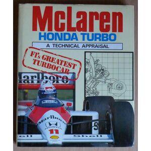 McLaren Honda Turbo: A Technical Appraisal Ian Bamsey [Fine] [Hardcover]