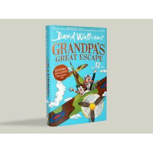 Grandpa's Great Escape David Walliams [Fine] [Hardcover]