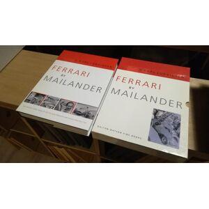 Acer Ferrari by Mailander Karl Ludvigsen [Fine] [Hardcover]