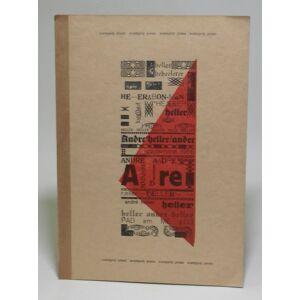 Pandamme. Signiertes Exemplar. Mit sechs Original-Linolschnitte von Georg Königstein. [= &cetera 3, herausgegeben von Johannes Twaroch] Heller, Andre
