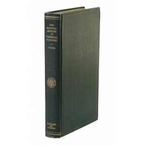 The Medical Aspects of Chemical Warfare. With a Chapter on the Naval aspects of chemical warfare. Edward B. Vedder; Duncan C. Walton [Very Good] [Har