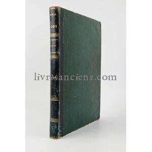 Nouvelles expériences sur le frottement, faites à Metz en 1831 MORIN, Arthur [Near Fine] [Hardcover]