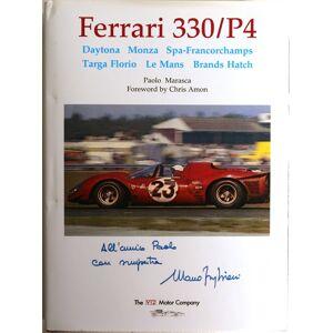 Acer Ferrari 330/P4 Daytona Monza Spa-Francorchamps Targa Florio Le Mans Brands Hatch [Signed] Paolo Marasca [Very Good] [Hardcover]