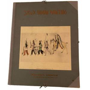 SIOUX INDIAN PAINTING SZWEDZICKI, C [ ] [Hardcover]