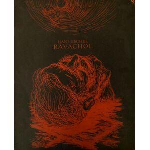 RAVACHOL (die Geschichte des Anarchisten Ravachol) Ausgabe A - Kassette mit 12 Handdrucken der Radierung Escher, Hans - Maitron, Jean - Muschick, Joh