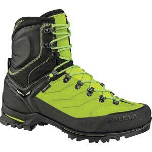 Salewa Men's Vultur EVO GTX Boot - 12.5 - Black / Cactus- Men