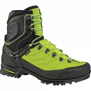 Salewa Men's Vultur EVO GTX Boot - 8.5 - Black / Cactus- Men