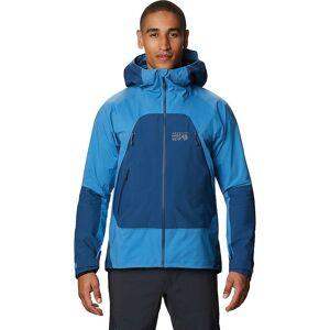 Mountain Hardwear Men's High Exposure GTX C-Knit Jacket - XL - Deep Lake- Men