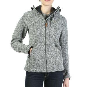 66North Women's Vindur Jacket - Small - Charcoal- Women