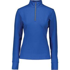 Obermeyer Women's Nari 1/4 Zip Top - Small Regular - Heaven Sent Me Blue