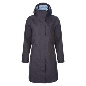 66North Women's Heidmork Coat - Small - Stone Grey- Women