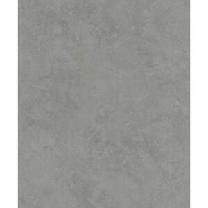Advantage 57.8 sq. ft. Escher Grey Plaster Strippable Wallpaper Covers