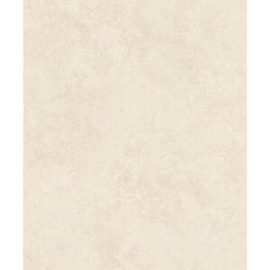 Advantage 57.8 sq. ft. Escher Cream Plaster Strippable Wallpaper Covers, Ivory
