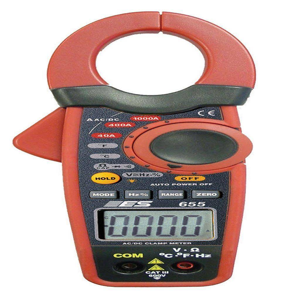 Electronic Specialties 1000 Amp Probe Digital Multimeter
