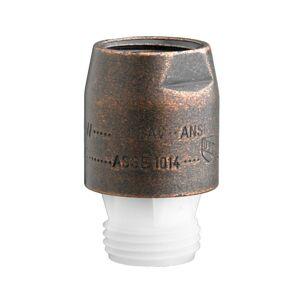 American Standard 0.5 in. Metal In-Line Vacuum Breaker, Oil Rubbed Bronze