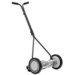 Great States Corporation 16 in. 5-Blade Manual Walk Behind Reel Lawn Mower