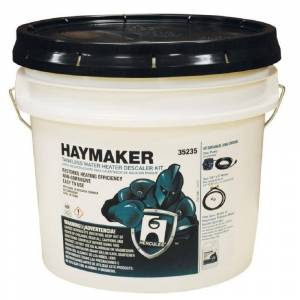 Hercules Haymaker Tankless Water Heater Descaler Kit