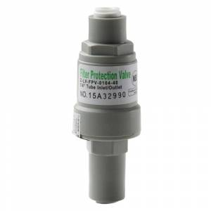 ISPRING Pressure Regulator Filter Protection Valve with 1/4 in. Quick connect 40 psi