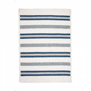 Home Decorators Collection Promenade II Navy 12 ft. x 15 ft. Rectangle Braided Area Rug, Blue