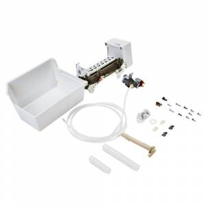 0.46 ft. Plastic Icemaker Installation Kit for Top Freezer Refrigerators