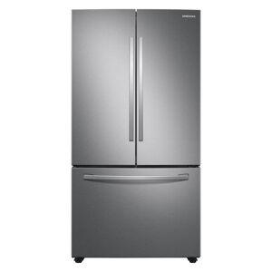 Samsung 28.2 cu. ft. French Door Refrigerator in Stainless Steel, Fingerprint Resistant Stainless Steel