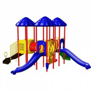 Ultra Play UPlay Today Cumberland Gap Playful Commercial Playground Playset