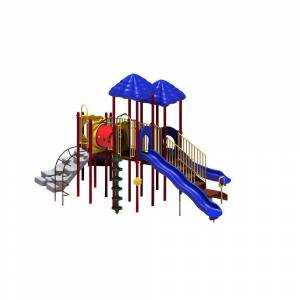 Ultra Play UPlay Today Clingman's Dome (Playful) Commercial Playset with Ground Spike
