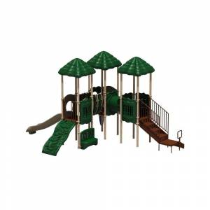 Ultra Play UPlay Today Cumberland Gap Natural Commercial Playground Playset