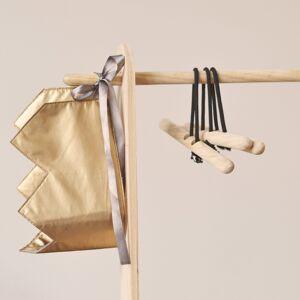 Babai Clothing Rack + 5 Black Hangers