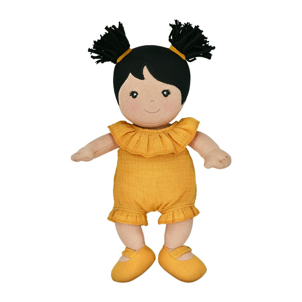 Apple Park Organic Plush Doll - Gwen