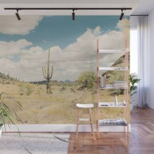 Society6 Old West Arizona Wall Mural by kevinruss