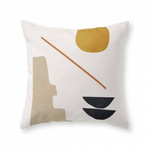 Society6 Abstract Minimal 6 Throw Pillow by thindesign