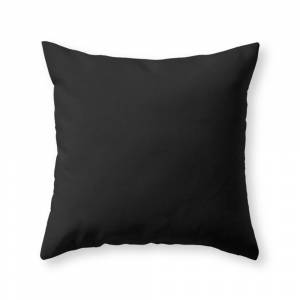 Society6 Simply Midnight Black Throw Pillow by followmeinstead