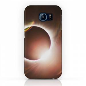 Society6 Diamond Ring - Great American Eclipse 2017 Phone Case by bwiederholt