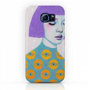 Society6 The Observer Phone Case by nataliefoss