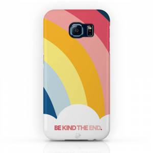 Society6 Be Kind The End. (Phone Case) Phone Case by wolfandfriends