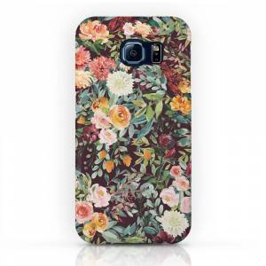 Society6 Fall Floral Phone Case by greenhouseprints