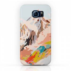 Society6 Glass Mountains Phone Case by artandghosts