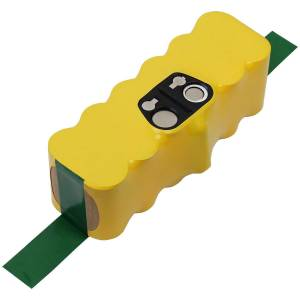 Mightymaxbattery 14.4v NiCD Battery Replacement for iRobot Roomba 800 Series