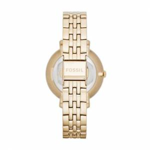 Fossil Jacqueline Gold-Tone Stainless Steel Watch   Fossil®