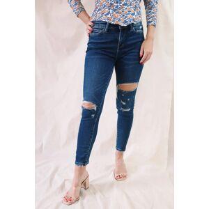 Vervet Amber Mid Rise Skinny Crop Jean Famous