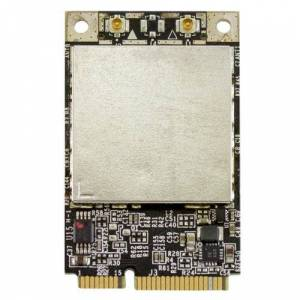 Apple Service Part: AirPort Extreme- 802.11n Wireless Mini-PCIe Card for Mac Pro 2006-2012 Models. APLBCM94322MC