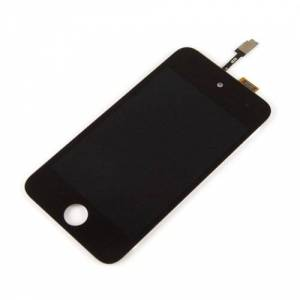 Apple Replacement Glass Digitizer LCD Touch Screen for Apple iPod touch 4G Black. Apple OEM, New. APLIPT4GGSDGBZL
