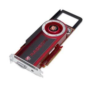 Apple (*) Apple OEM/ATI Radeon HD 4870 Graphics Card for Mac Pro 2007-2012. Used, Tested Good. APLMB999ZMA