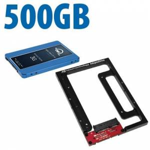 Other World Computing DIY Kit: NewerTech AdaptaDrive + 500GB OWC Electra 3G Solid-State Drive Bundle. OWCADPTA3G500