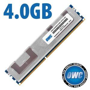 Other World Computing 4.0GB DDR3 ECC PC10600 1333MHz SDRAM ECC for Mac Pro 'Nehalem' & 'Westmere' models OWC1333D3ECC4GB