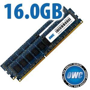 Other World Computing 16.0GB (2 x 8GB) OWC PC14900 DDR3 1866MHz ECC Memory Upgrade Kit OWC1866D3E8M16