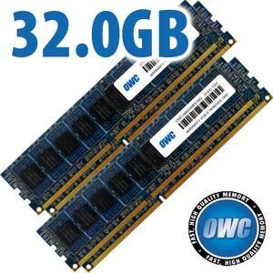 Other World Computing 32.0GB (4 x 8GB) OWC PC14900 DDR3 1866MHz ECC Memory Module OWC1866D3E8M32